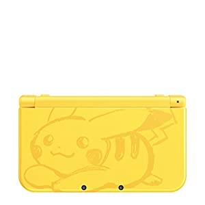 Nintendo Pikachu Yellow Edition Nintendo 3DS XL Console from Nintendo