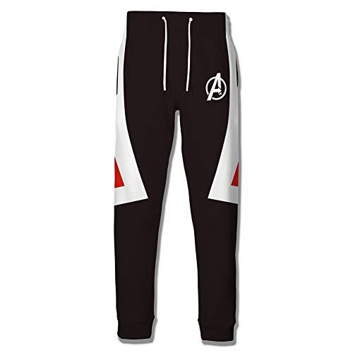 PONGONE Superhero Pants Advanced Tech Cosplay Long Pants