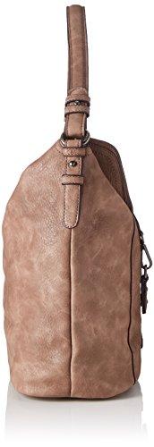 Hobo Shoppers Bag bolsos Bernadette Mauve Mujer de hombro Tamaris y Rosa w4qPUx5