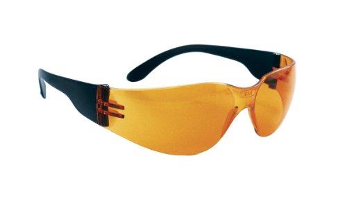 SAS Safety 5342 NSX Eyewear with Polybag, Orange Lens/Black - Image Temple Body Part