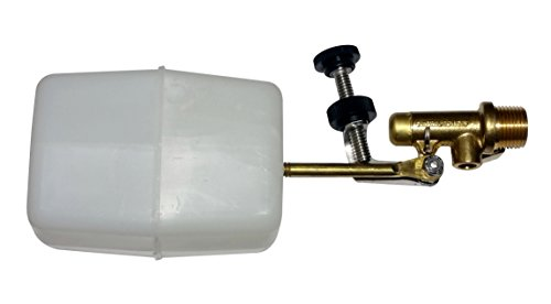 - EZ Adjust Brass Replacement Float Valve with 3