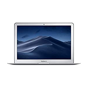 Apple MacBook Air (13-inch, 8GB RAM, 128GB Storage, 1.8GHz Intel Core i5) - Silver - Visit the Apple Store - Laptops4Review