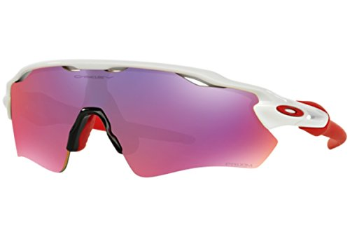 Lunettes Radar Ev Path Prizm Road Polished White Prizm Road