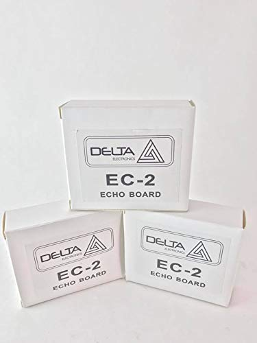 DELTA EC2 CB Echo Board Turbo Echo Professional IC for CB HAM Radio 2'' x 2'' Size