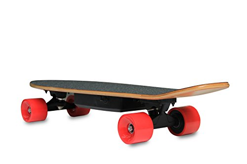 Read About Alouette Electric Skateboard Max 20 Km/h,1-year Warranty,Wireless Remote Control,29 Inche...
