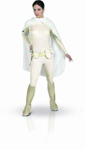 Padme Costume Dress (Deluxe Padme Amidala - Medium - Fits Dress Size 10-14)