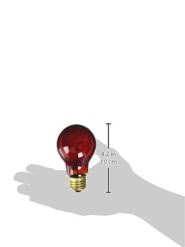 Pictures of Fluker's Red Heat BulbsReptiles 60 watt 22801 2