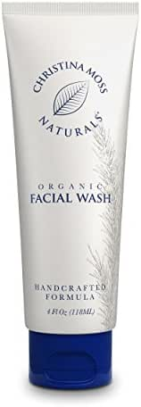 Facial Cleanser: Christina Moss Organic Facial Wash