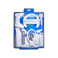 8 in 1 Sports Accessory Pack for Wii
