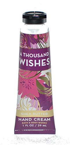 Bath Body Works Shea Butter Hand Cream A Thousand Wishes