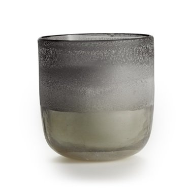 Illume Mojave Sanded Glass Candle 13.1 Ounce 2017 New Spring Collection (Blackberry Absinthe)