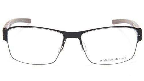 NEW PRODESIGN DENMARK 6139 c.6621 ANTRASIT EYEGLASSES FRAME 53-17-135 B36 - Glasses Prodesign