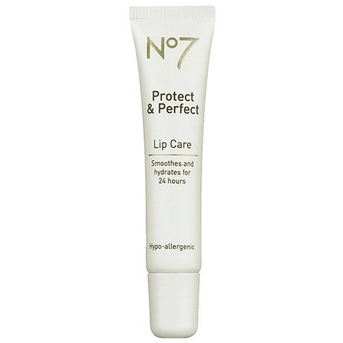 Boots No7 Protect & Perfect Lip Cream .33 fl oz (10 ml) (Pack of 2)