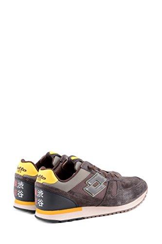 Gialla Shibuya Tokyo Uomo Marrone Lotto LEGGENDA Sneakers T0842 E Hn8AqRx