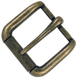 Brass Roller Buckle - 4
