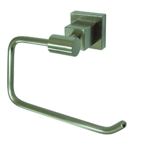 (Kingston Brass BAH8648Z3SN Claremont Paper Holder, Satin)