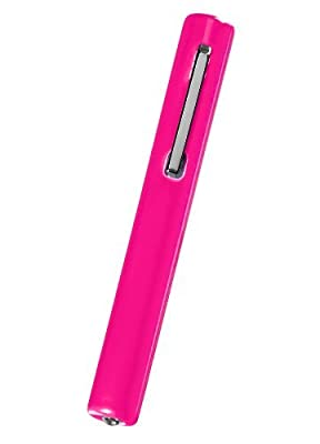 Prestige Medical Standard Disposable Penlight, Neon Pink, 0.8 Ounce