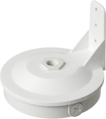 Arlington Industries 8161BR Weatherproof Box with built-in bracket, White, 1-Pack