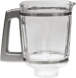 Cuisinart CBT-JARAS-1 Glass Blender Jar, 50 oz (Cuisinart Blender Jar Replacement compare prices)