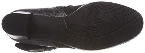 Premio 21 comb 25375 black 096 Botines Tozzi Negro Marco Para Mujer Ant aH7qpRw