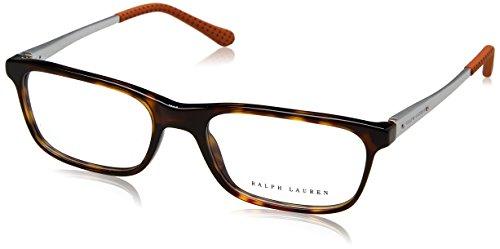76b6c585f9 Ralph Lauren RL6134 Eyeglass Frames 5003-53 - Dark Havana RL6134-5003-53