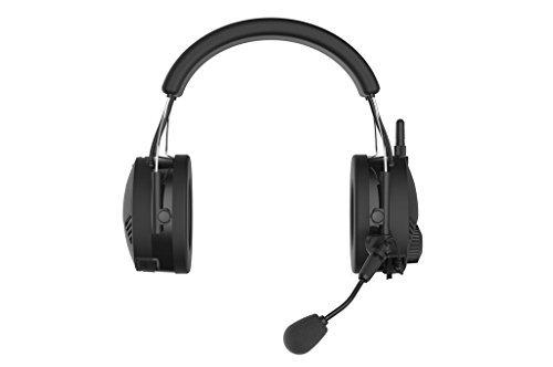 (SENA TUFFTALK-01 EARMUFF BLUETOOTH COMMUNICATION & INTERCOM HEADSET SINGLE UNIT, TUFFTALK-01)