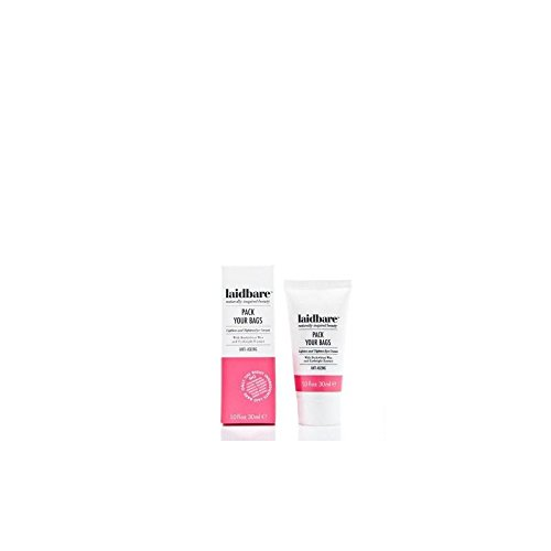 Laidbare Pack Your Bags Eye Cream (30ml) (Pack of 2)
