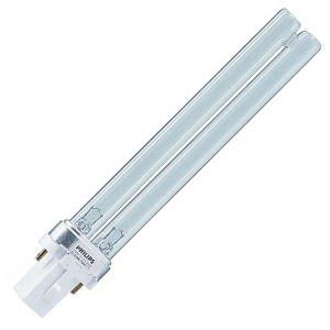 Philips 381863 - TUV PL-S 5W/2P Germicidal Compact Fluorescent Light Bulb
