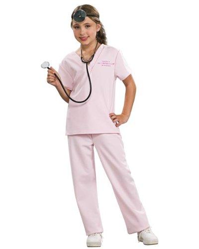 Child Veterinarian Costume Ideas (Rubies Costume Co R881145-S Girls Veterinarian Costume Size Small)