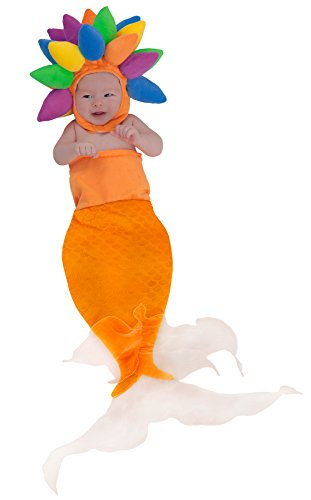 Princess Paradise Baby Anne Geddes Mermaid Deluxe Costume, As As Shown 0/3M ()