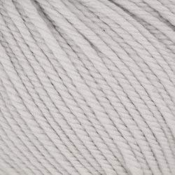 Superwash Bulky (Washable, Bulky Weight Yarn, 100% Extra Fine Merino Wool) - #27 Silver ()