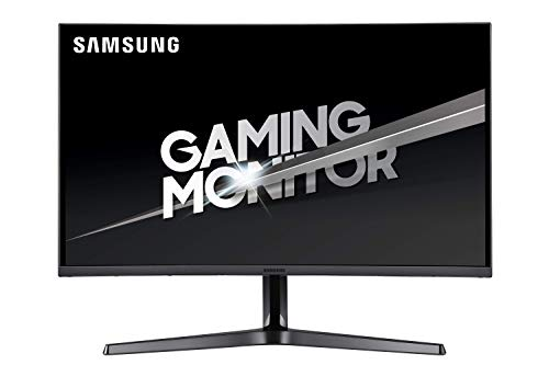 Samsung Home Entertainment JG552QQN LC32JG52QQNXZA 32-Inch Screen LED-Lit 14700510, Dark Silver