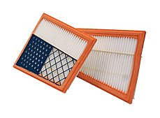 WIX Filters Pack of 1 42468 Air Filter Panel