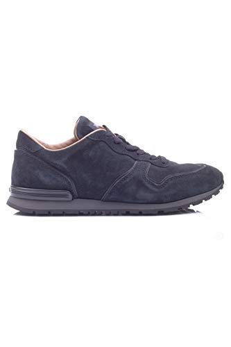 Tod's Scarpe Sneaker Uomo Allacciato Active Colore Nero Notte - Taglia 6 - (EUR 40)