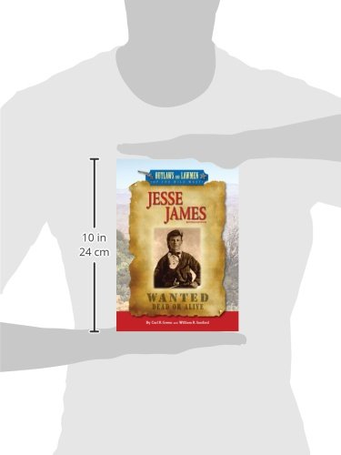 Jesse James (Outlaws and Lawmen of the Wild West) by Enslow Pub Inc (Image #2)