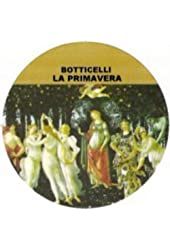 Botticelli's Primavera Big Pin