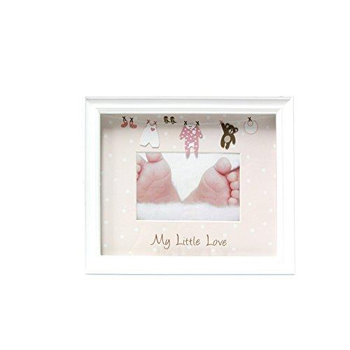 Truu Design, Tootsie Baby Photo Frame, 4 x 6 Inches, -