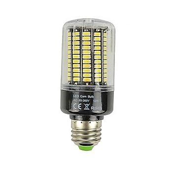 1pc 12W 1180 lm E27 Bombillas LED de Mazorca 132 leds SMD 5736 Decorativa Luz LED ...