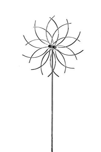 Potenza Wind Dancer Scacciaspiriti Flower - decorazione da giardino, Outdoor decorativo