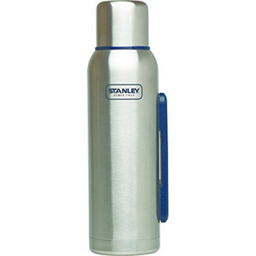 Stanley Adventure Vacuum Bottle 1.0L Stainless Steel - AW17 - One - Silver