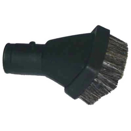 (Generic Hoover Dust Brush, W/lock PIN Nylon Bristle Black)