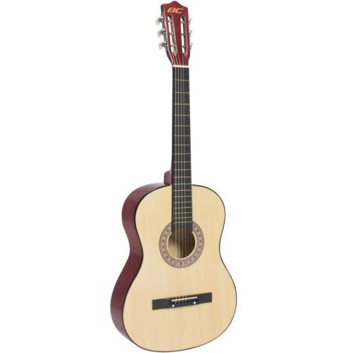 38-acoustic-guitar-right-handed-guitar-with-accessories-case-strap-tuner-and-pick-natural-best-for-n