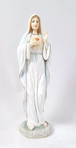 Immaculate Heart Statue - 8
