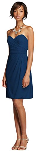 short-strapless-mesh-bridesmaid-dress-with-sweetheart-neck-style-w10953