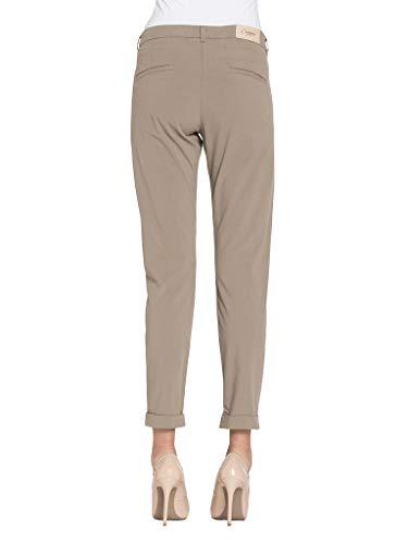Para Jeans Color Popelín Liso Es Carrera Tejido Chino 42 Mujer x7wSwFvn