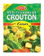 Osem Caesar Croutons, 5.25 Ounce - 8 per case.
