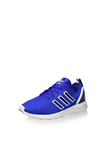 adidas Men ZX Flux ADV, BLUE/BOBLUE/WHITE BLUE/BOBLUE/WHITE
