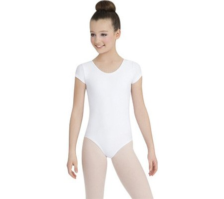 f4d04814c Amazon.com  Capezio Dance Girls  Short Sleeve Leotard TB132C (Set of ...