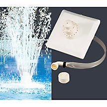 ian Fountain for Above, In Ground Swimming Pool Return Line (Grecian Spas)