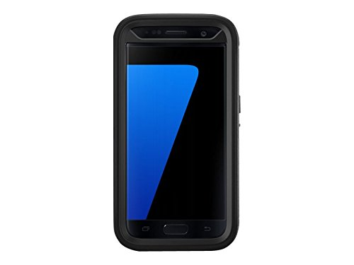 OtterBox DEFENDER SERIES Case for Samsung Galaxy S7 - Retail Packaging - METAL (GUNMETAL GREY/SLATE GREY)